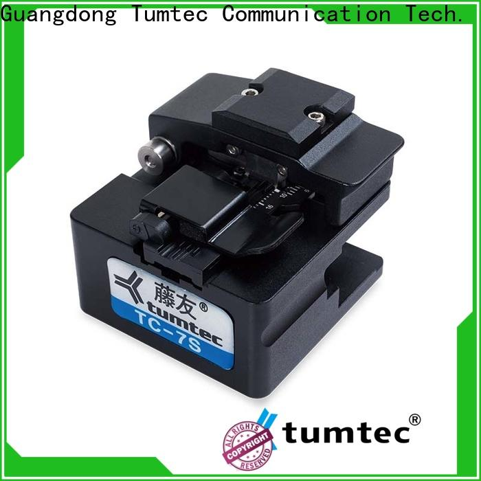 Tumtec t9 fiber optic diffuser customized for fiber optic field