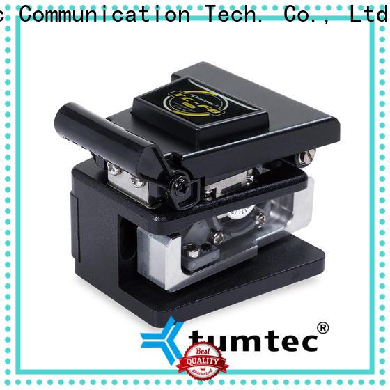 Tumtec t9 fiber optic splicing work with good price on sale