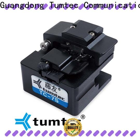 Tumtec lightweight flat fiber optic cable factory for sale