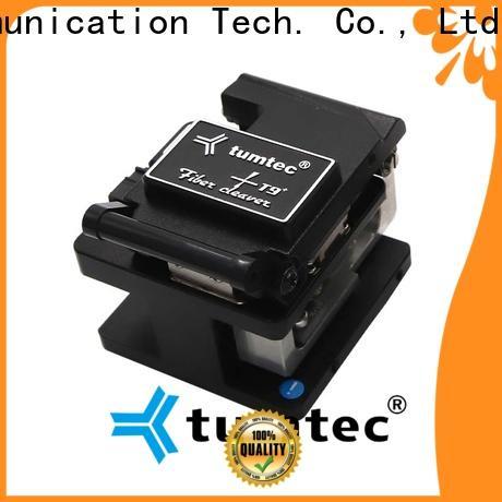 Tumtec fiber optical fiber cleaver personalized bulk production