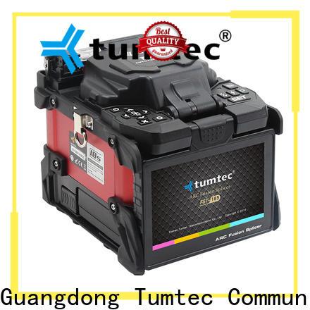 Tumtec optical fiber fusion optics with good price on sale