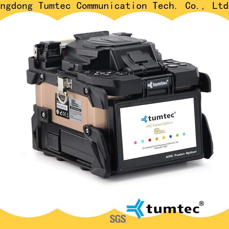 Tumtec high quality fiber optic cable splicing procedure factory direct supply for fiber optic solution bulk production