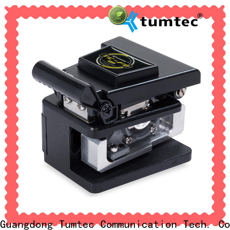 Tumtec a9 fiber optic splicing work for business on sale