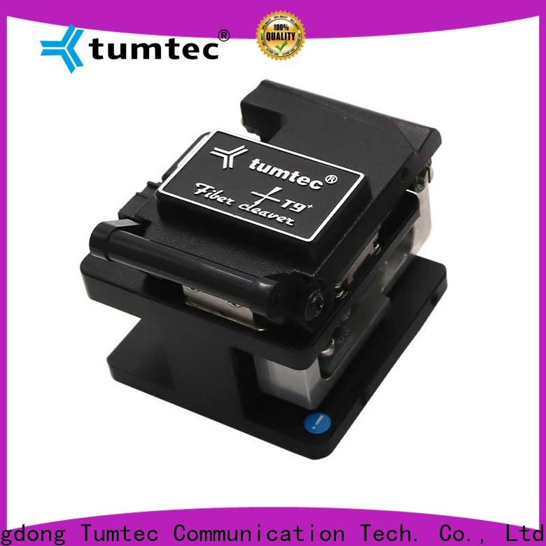 Tumtec unreserved service fiber splicing best supplier for telecommunications