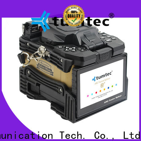 Tumtec fst18s splicing machine rental south africa factory for telecommunications