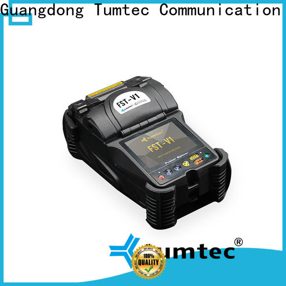 Tumtec v9 mini Fiber Optic Cable Joint Machine reputable manufacturer directly sale on sale