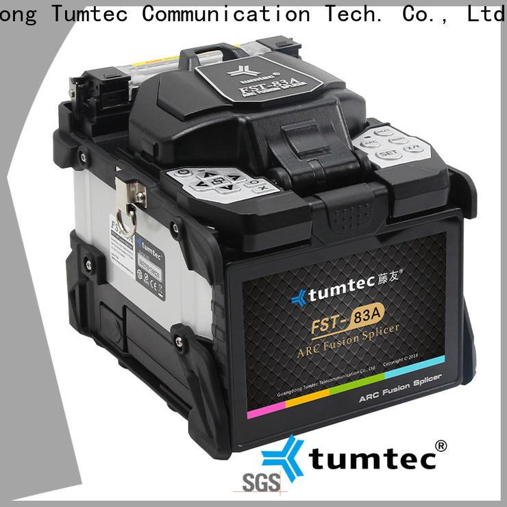Tumtec effective fiber optic machine wholesale bulk buy