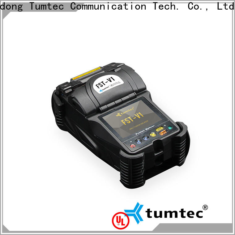 Tumtec stable what is fusion splicing supply for outdoor environment