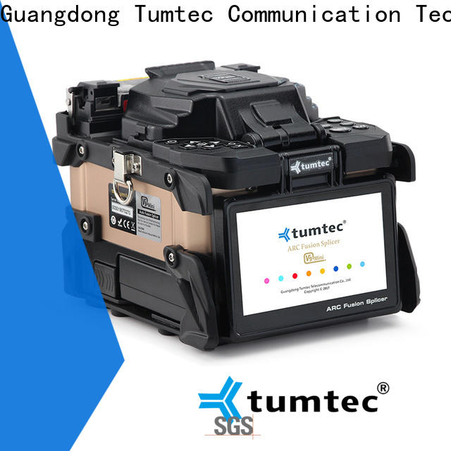 Tumtec best price optical splicing machine price with good price bulk buy