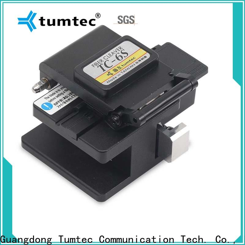 Tumtec precision fiber optic joint with good price for fiber optic field