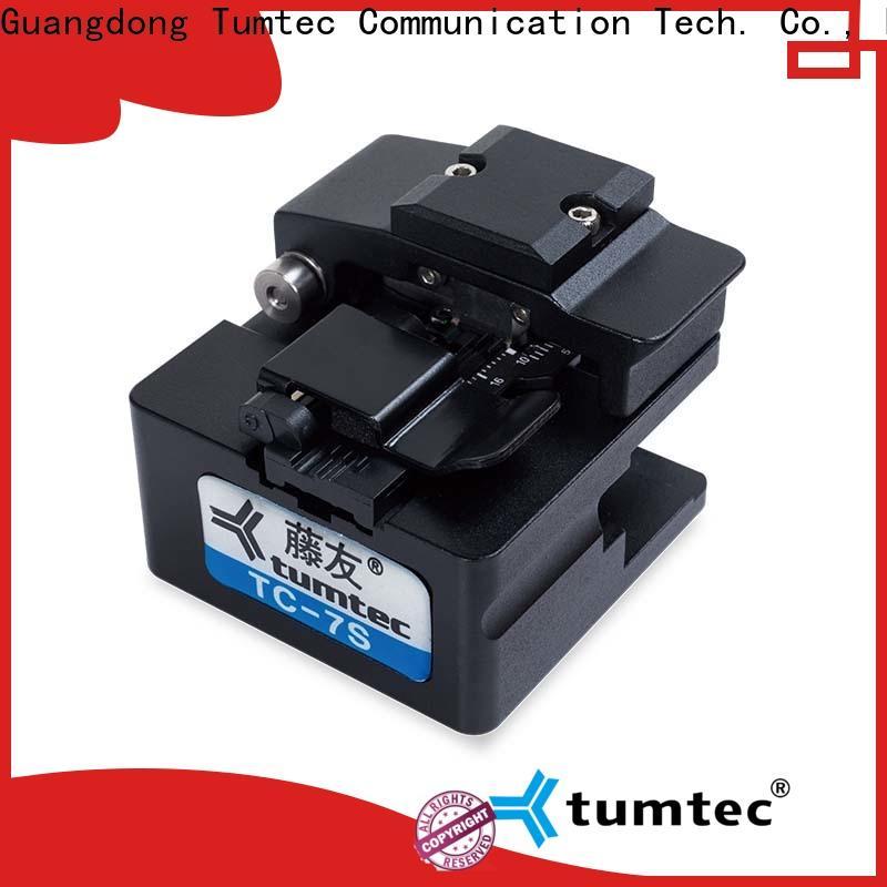 Tumtec a9 fiber optic splicing tool kit Supply bulk production