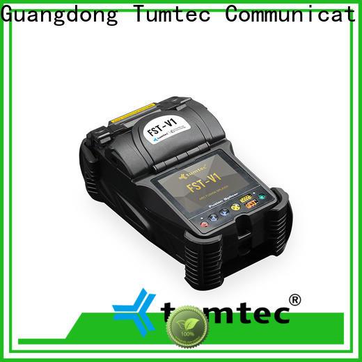 Tumtec tumtec fiber optic splicing machine for business bulk buy