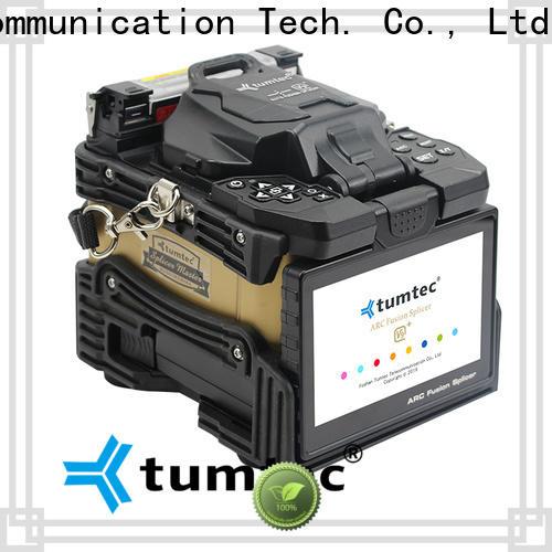 Tumtec fst18s welding fiber optic cable best manufacturer for fiber optic solution bulk production
