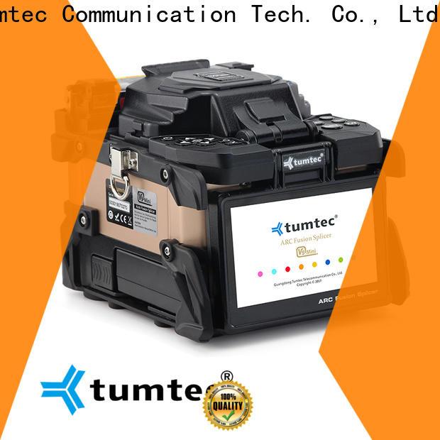 Tumtec best price fiber jointer machine from China bulk buy
