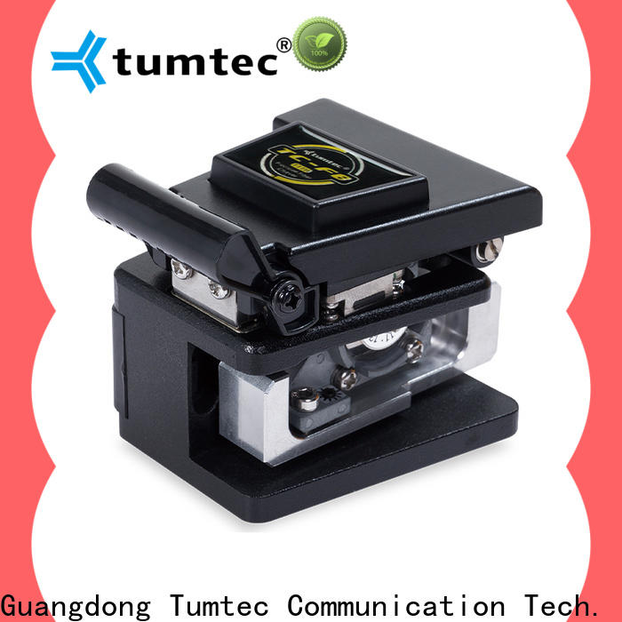 Tumtec hot selling diy fiber optic best supplier for fiber optic field