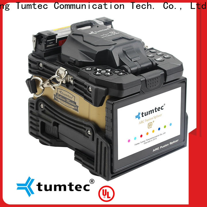 professional fiber optic splicing training v9 mini from China on sale