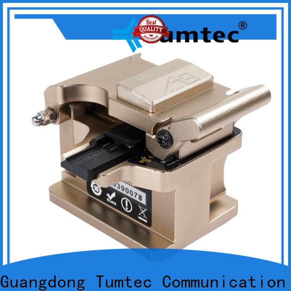 Tumtec durable green fiber optic cable factory direct supply bulk production