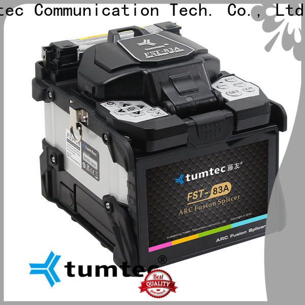 Tumtec stable splicing machine in india from China for telecommunications