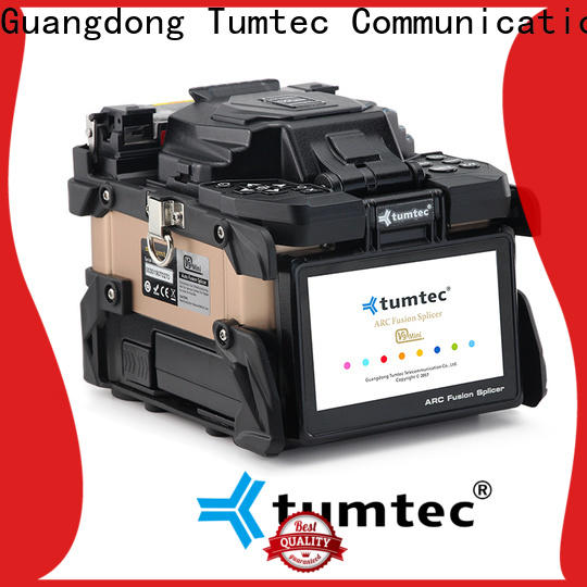 Tumtec high quality fusion splicing machine price in bangladesh from China for sale
