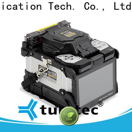 Tumtec six motor fiber optic cable splicing machine price factory directly sale for fiber optic solution bulk production