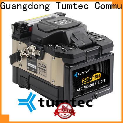 Tumtec hot-sale fiber optic cable splicing machine for business bulk buy