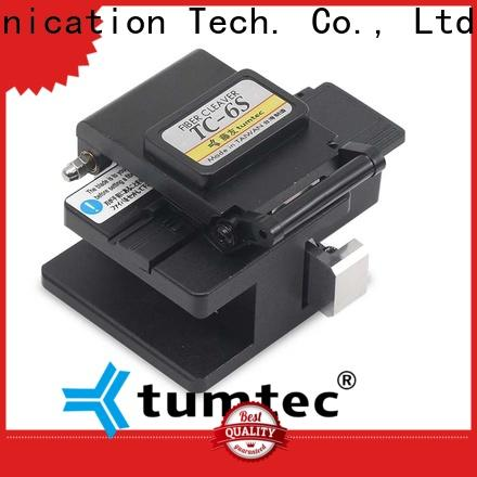 Tumtec precision fitel fiber cleaver best supplier bulk buy