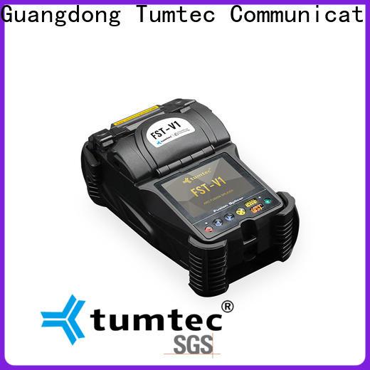 Tumtec v9 fiber splicing machine fujikura price inquire now for fiber optic solution bulk production