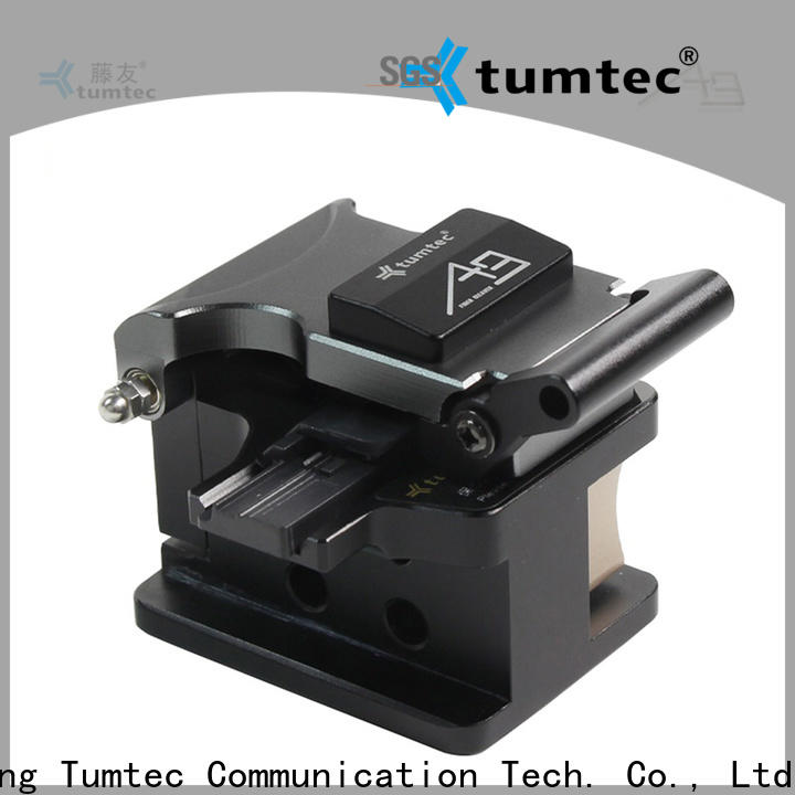 Tumtec hot selling fiber optic shutter factory for fiber optic field
