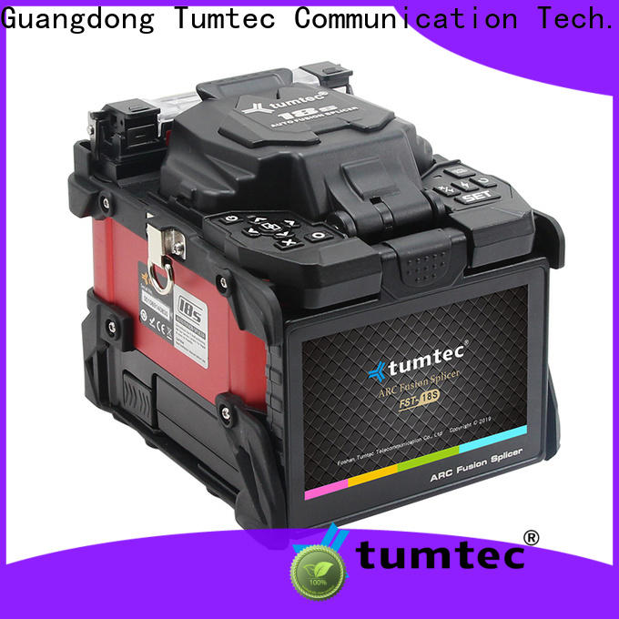 worldwide fiber optic cable jointer machine price optical fiber from China for sale