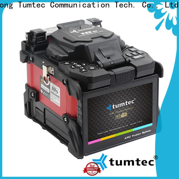 Tumtec v9 fiber splicing table for business for outdoor environment