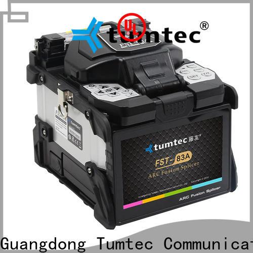 Tumtec fiber joint fst18s personalized for fiber optic solution bulk production