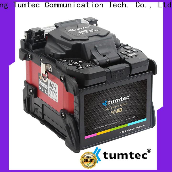 Tumtec oem odm fiber optic splicing work for business on sale