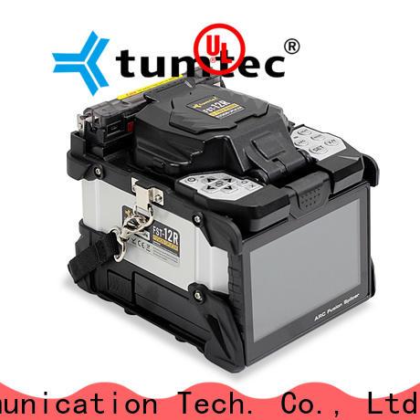Tumtec effective optical splicing machine wholesale for fiber optic solution bulk production