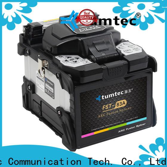Tumtec six motor fiber machine supplier for outdoor environment