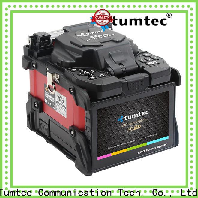 Tumtec v9 fiber optic splicing from China for outdoor environment