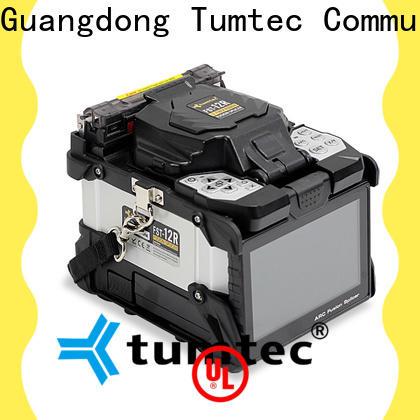 Tumtec high quality fiber cable splicing machine price company for sale