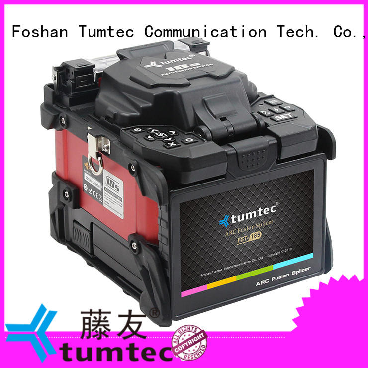Tumtec oem odm splicing machine electrode reputable manufacturer for telecommunications