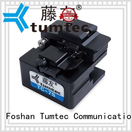 Tumtec tumtec sumitomo fc 7 cleaver inquire now for fiber optic field