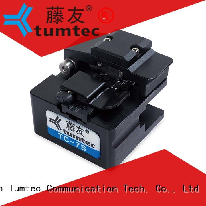 professional fiber optic cleaver t9 with good price for fiber optic field