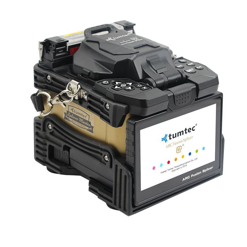 Optical Core Alignment Fusion Splicer V9+