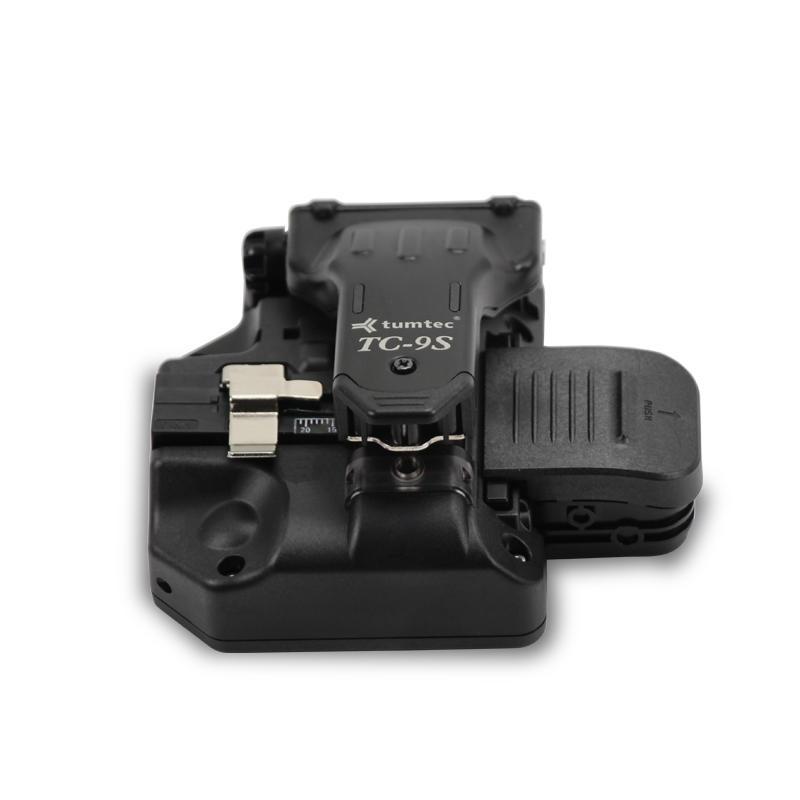 Tumtec optical fiber cleaver tc-9s