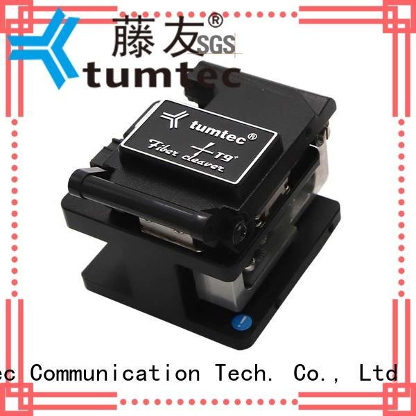 Tumtec optical optical fiber cleaver inquire now for fiber optic solution