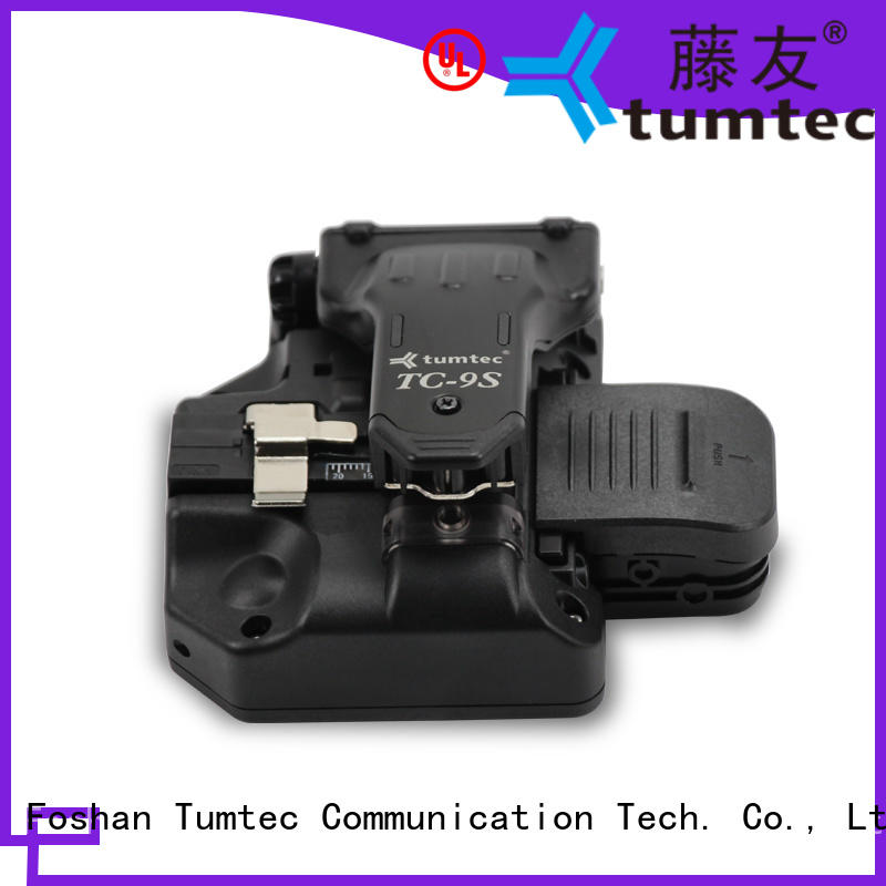 unreserved service fiber cleaver tumtec for fiber optic field