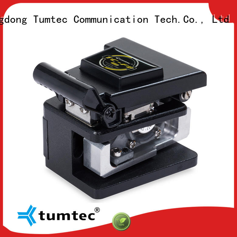 Tumtec certificated fiber optic cleave tool for business bulk production