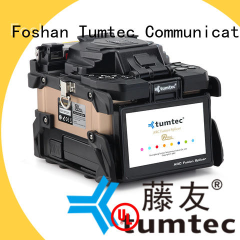 stable fiber splicing machine tumtec reputable manufacturer for telecommunications