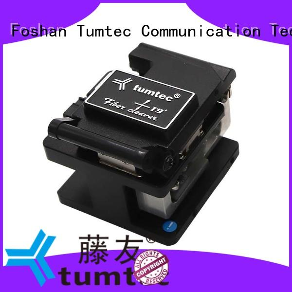 Tumtec durable best fiber cleaver for fiber optic field