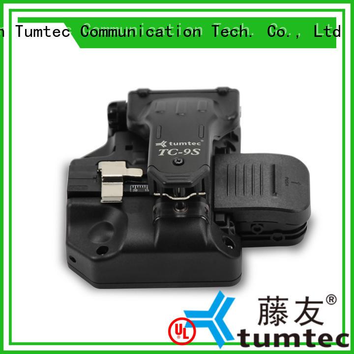 Tumtec quality fiber optic fusion inquire now for fiber optic field