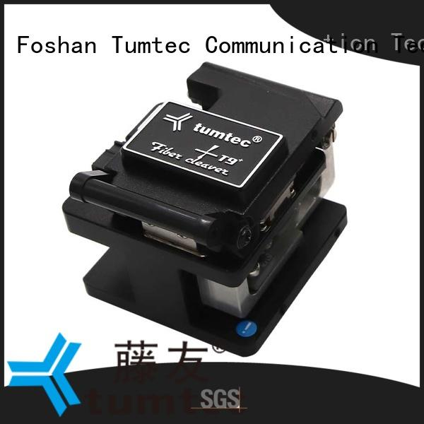 optical fiber cleaver tumtec for fiber optic solution Tumtec