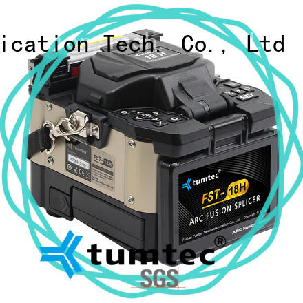 Tumtec equipment fiber splicing best manufacturer for sale