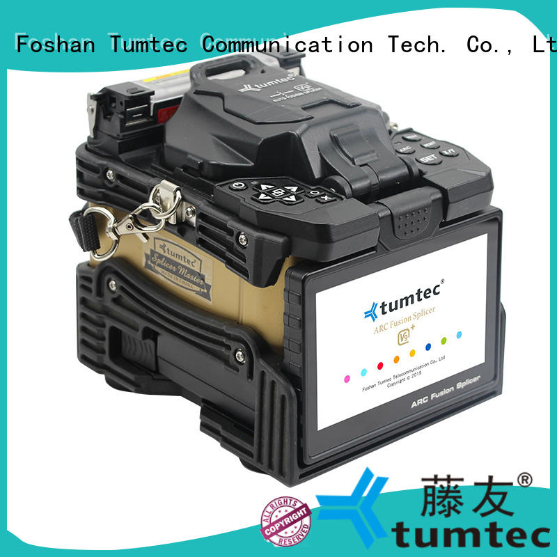 Tumtec oem odm FTTH splicing machine reputable manufacturer for telecommunications